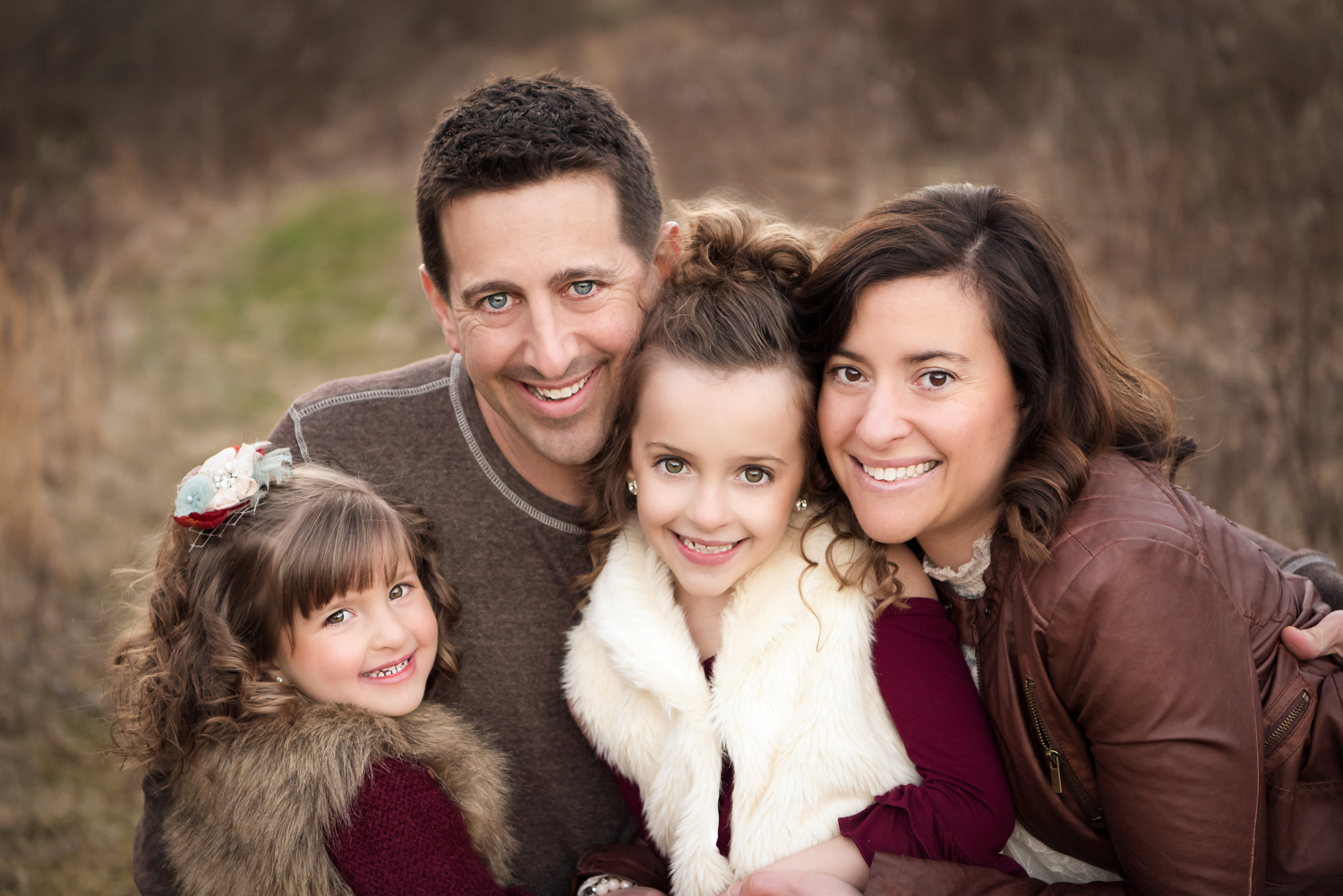 Family loving each other, Canonsburg, Family Photography, little girls